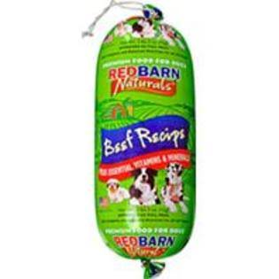 Redbarn Pet Products Beef Food Roll - 2lb