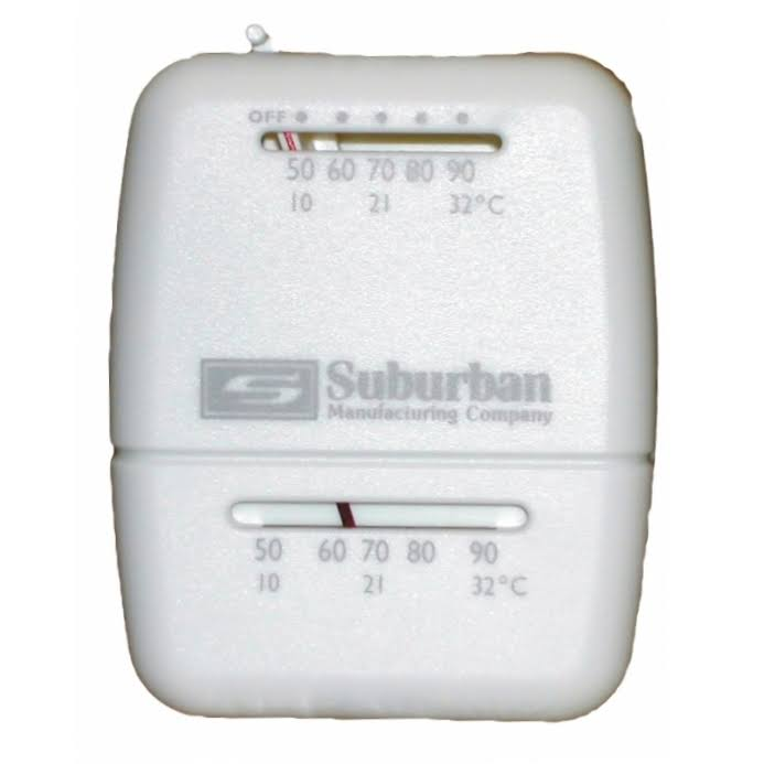 Suburban 161154 Thermostat Wall Heat