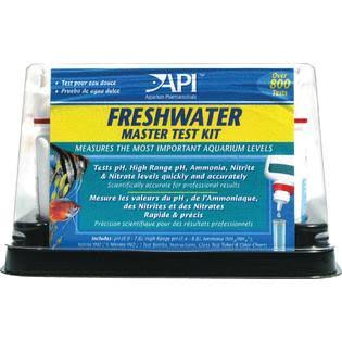 API Freshwater Master Test Kit - 2 oz