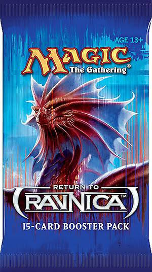 Magic The Gathering: Return To Ravnica Booster Pack