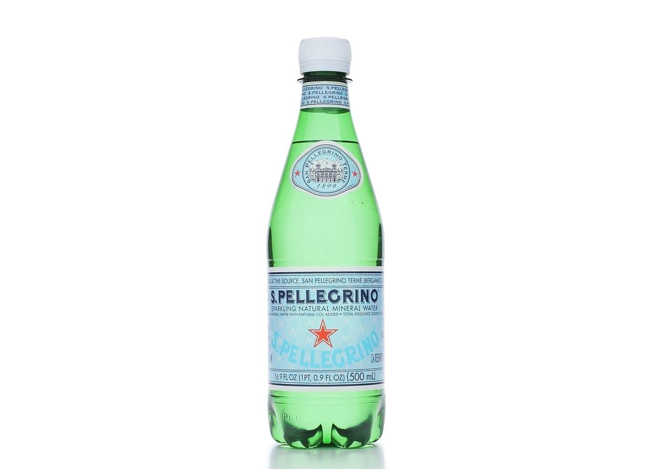San Pellegrino Sparkling Natural Mineral Water - 16.9oz