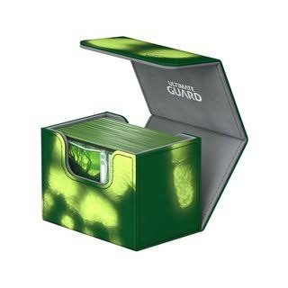 SideWinder Ultimate Guard ChromiaSkin Deck Box - Green
