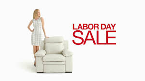 Chateau Dax Leather Sofa Macys by Macy U0027s Labor Day Furniture Youtube