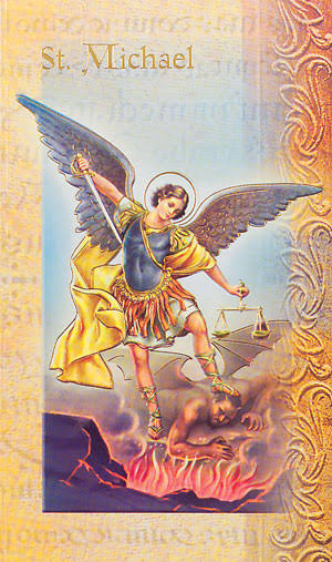 Biography of ST Michael