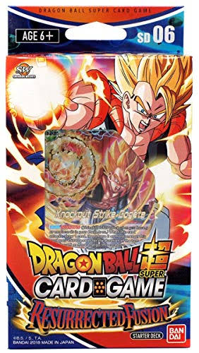 Dragon Ball Super - Resurrected Fusion - Starter Deck