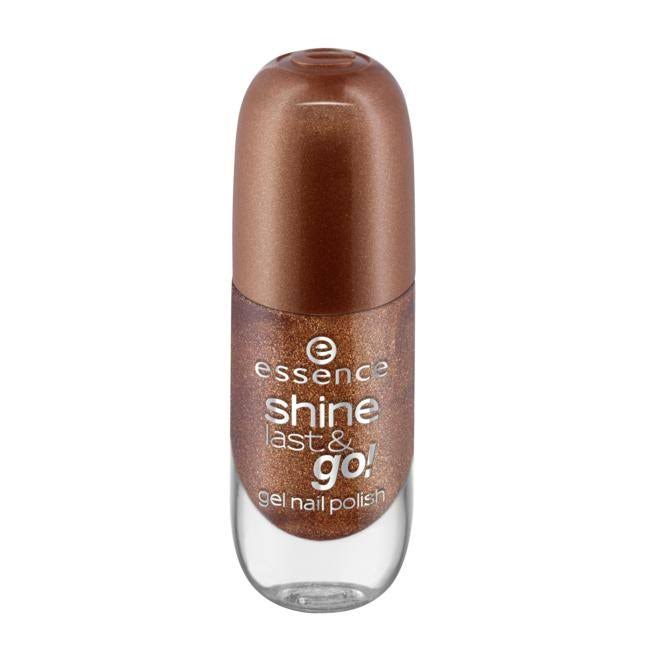Essence Shine Last and Go Gel Nail Polish - 41 Big City Vibes, 8ml