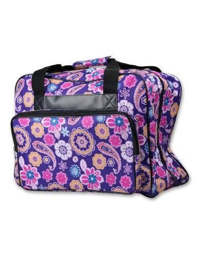 Janome Sewing Machine Tote - Purple
