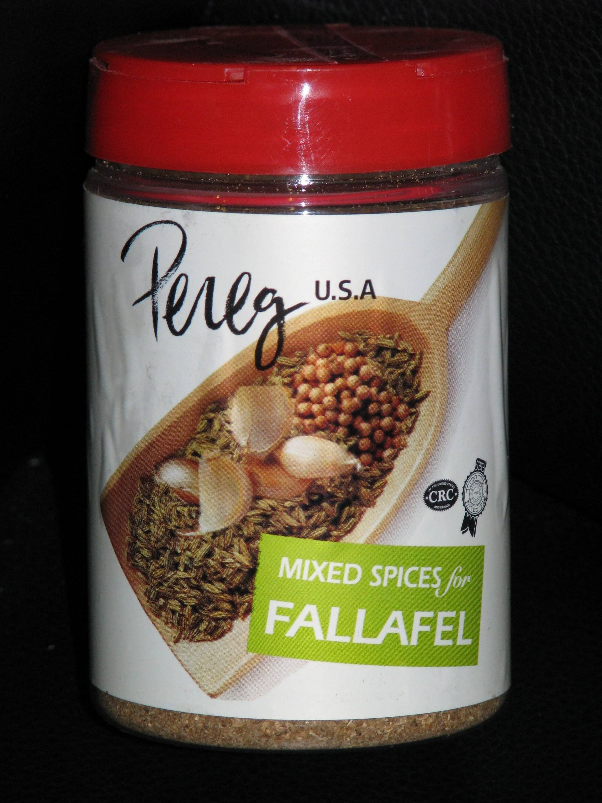 Pereg Mixed Spices, Falafel - 4.2 oz jar