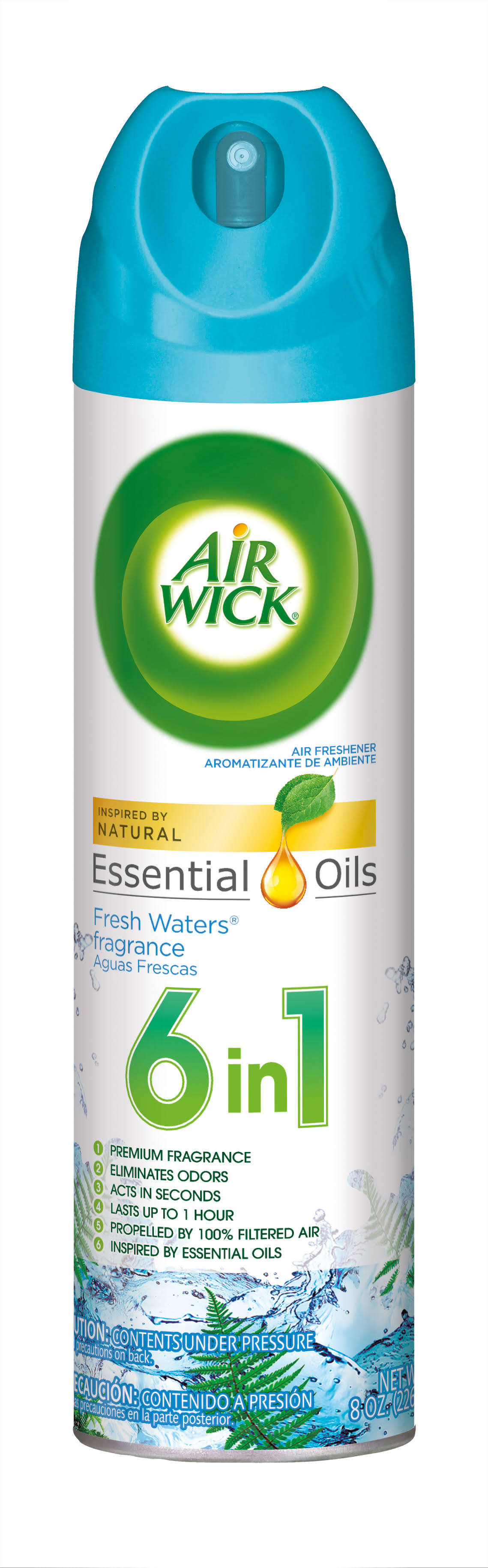 Air Wick Aerosol Spray Air Freshener - Fresh Waters