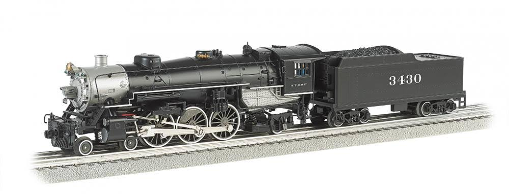 Bachmann O Williams 4-6-2 w/ True Blast BAC40803