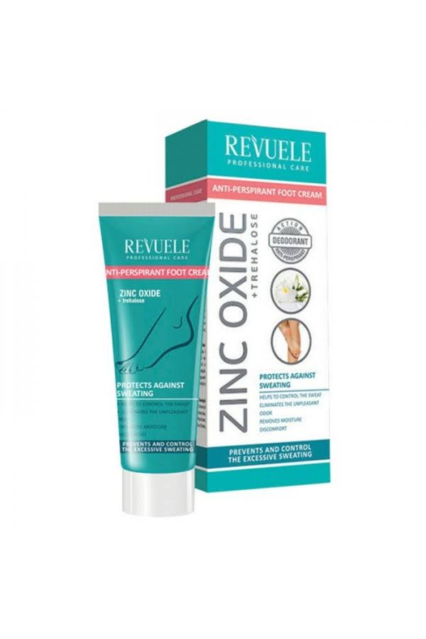 Revuele Anti-Perspirant Foot Cream - 80ml