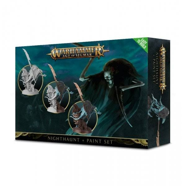 Warhammer Age of Sigmar: Nighthaunt Paint Set