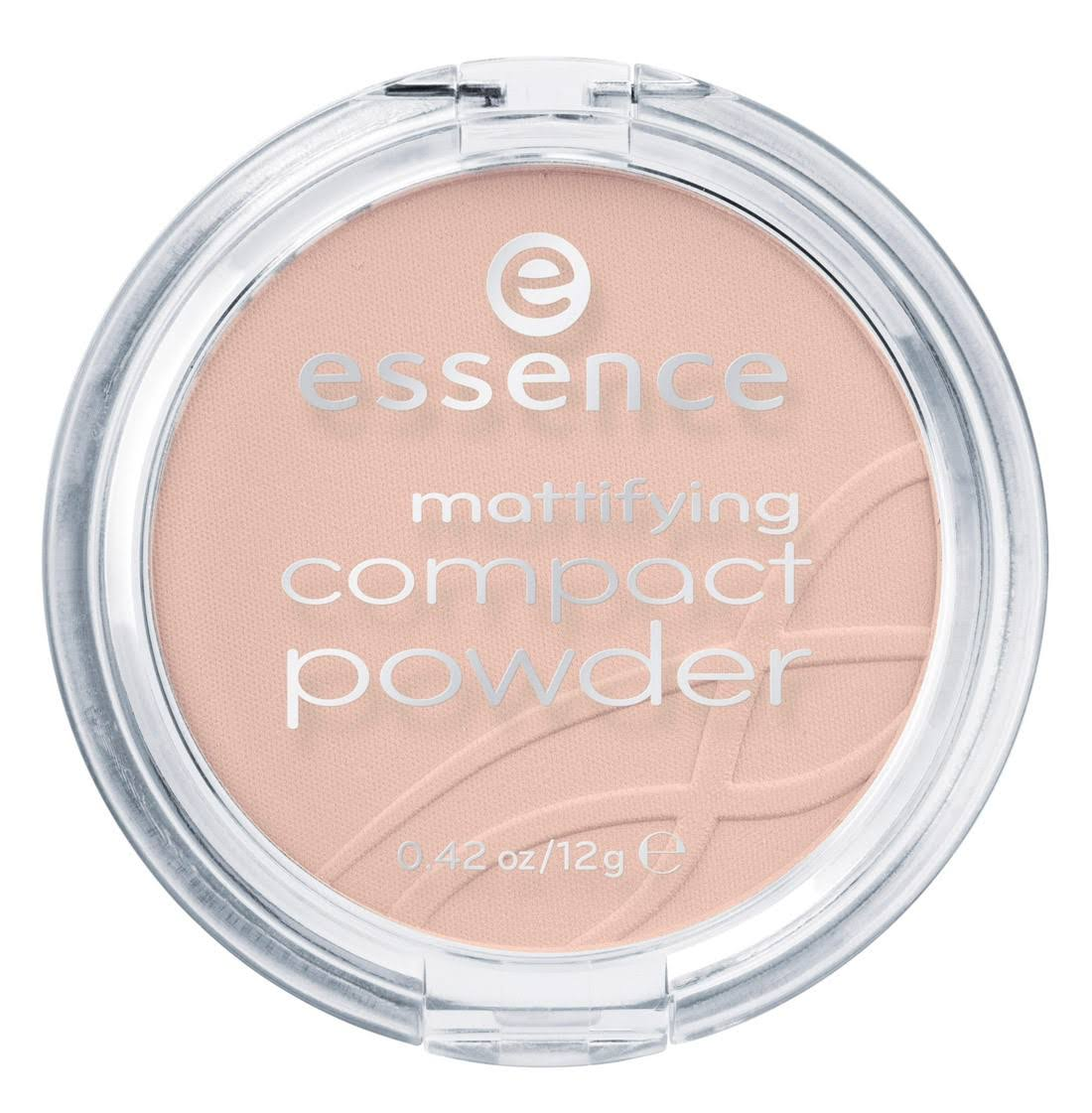Essence Mattifying Compact Powder 02 Soft Beige