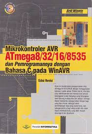 Mikrokontroler AVR ATmega8/32/16/8535 dan Pemrogramannya dengan Bahasa C pada WinAVR