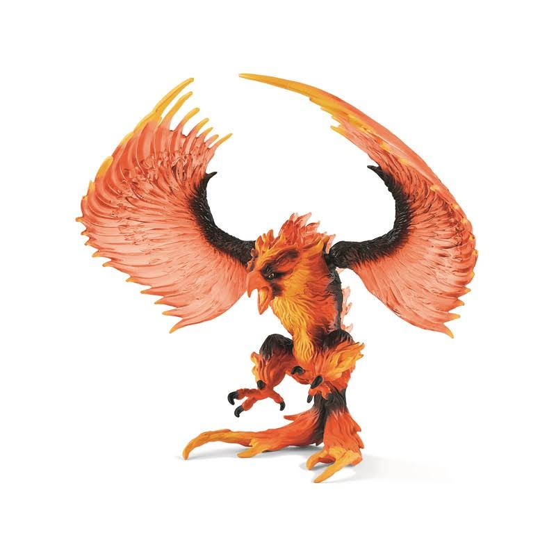 Schleich Figurine Fire Eagle Figurine One-Size