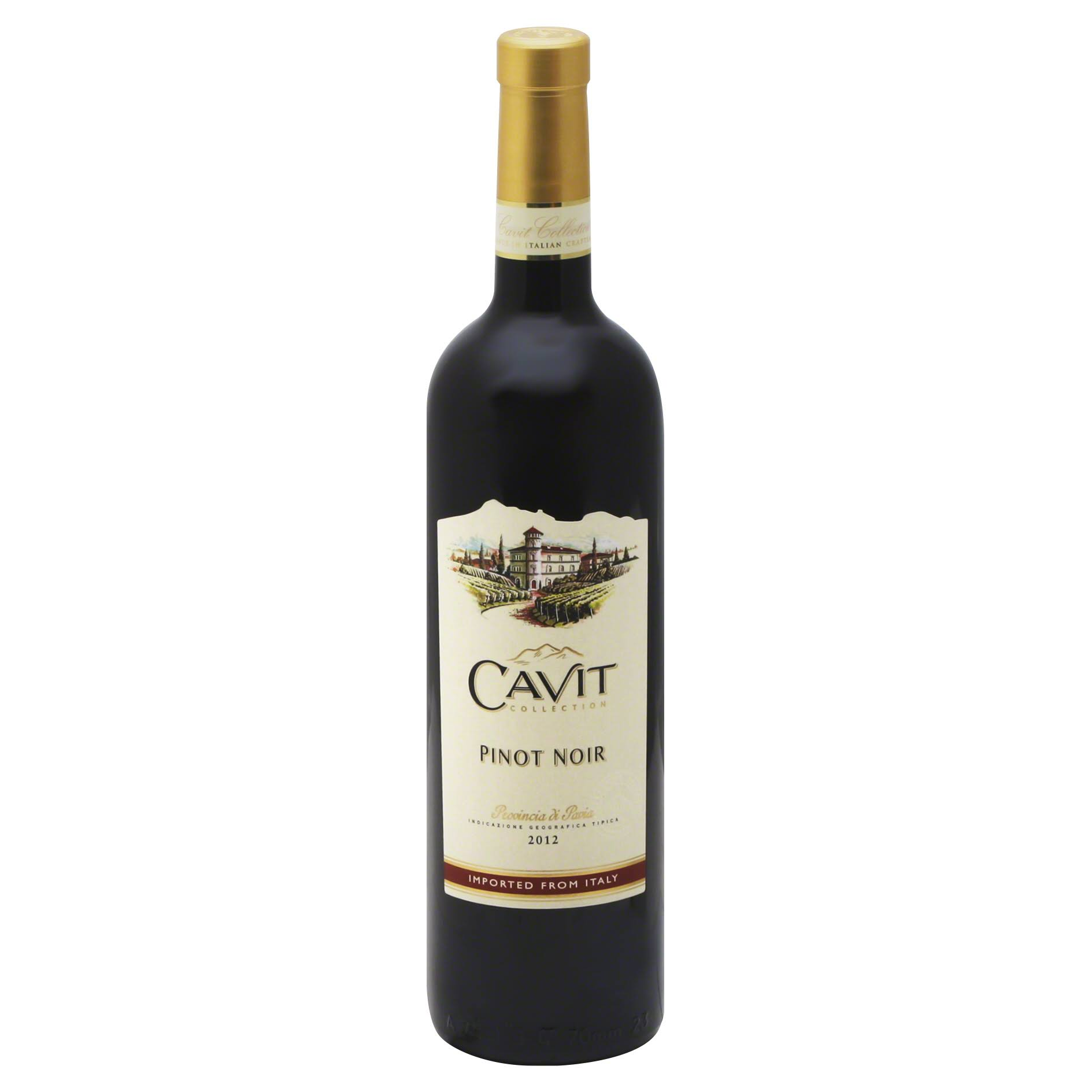 Cavit Collection Pinot Noir, Provincia di Pavia, 2012 - 750 ml