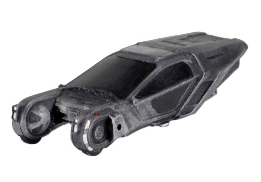 Blade Runner 2049 Spinner Vehicle Cinemachines 3""