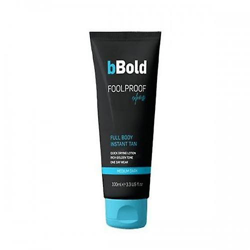 bBold Foolproof Express Lotion Medium/Dark 100ml