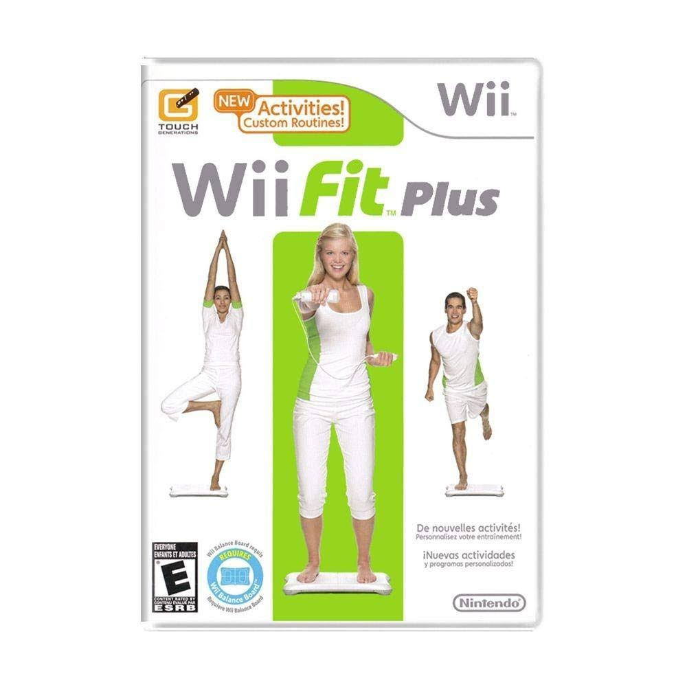 Wii Fit Plus - Nintendo Wii