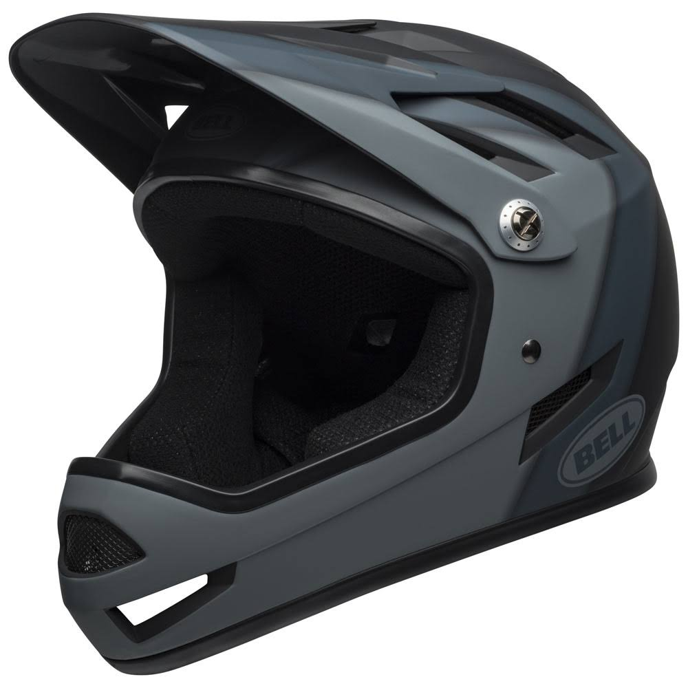 Bell Sanction Helmet Medium Presences-matte-black