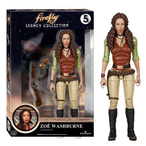 Funko Firefly Legacy Collection Action Figure - Zoe Washburne