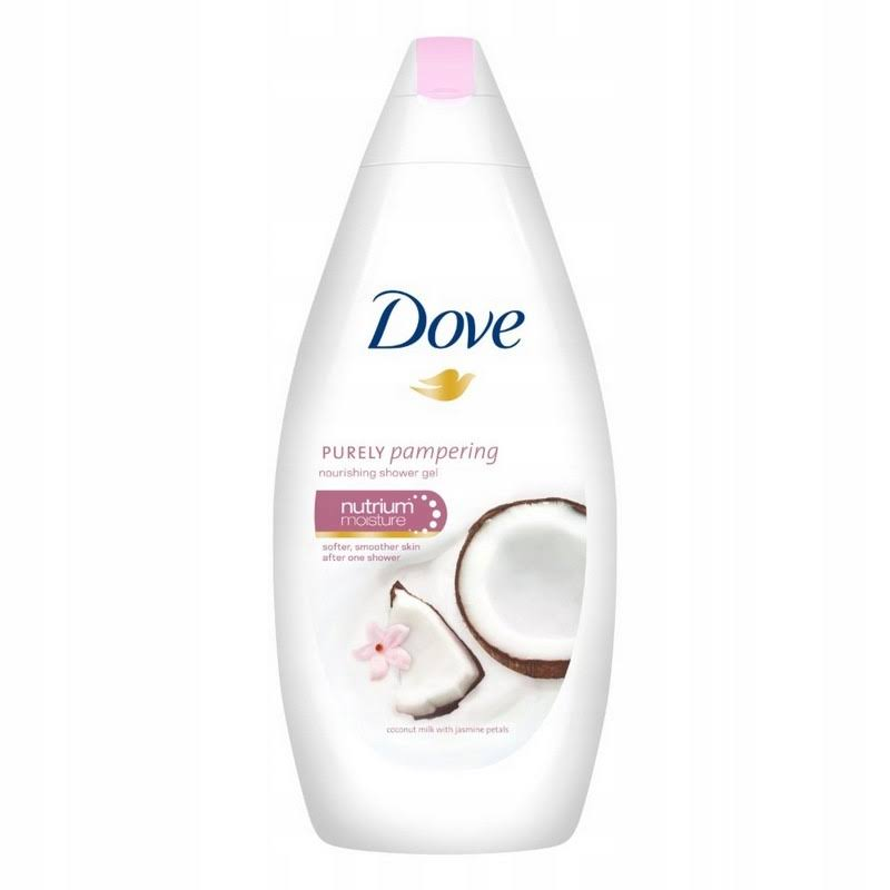 Dove Purely Pampering Coconut Milk with Jasmine Petals Nourishing Shower Gel - 500ml