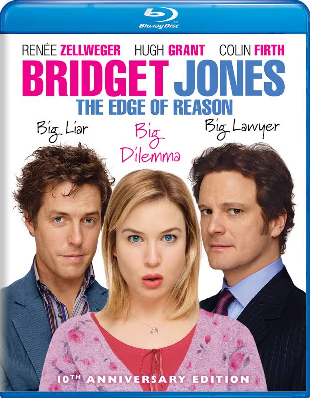 Bridget Jones: The Edge of Reason (10th Anniversary - BLU-RAY