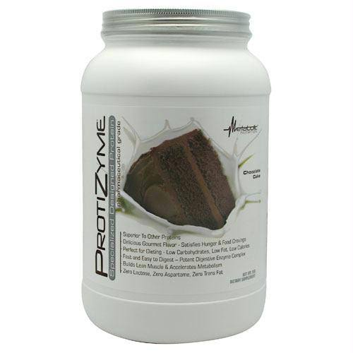 Metabolic Nutrition Protizyme - Peanut Butter Cookie