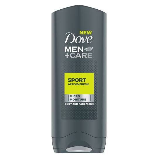 Dove Men+Care Sport Active+Fresh Body wash - 250ml