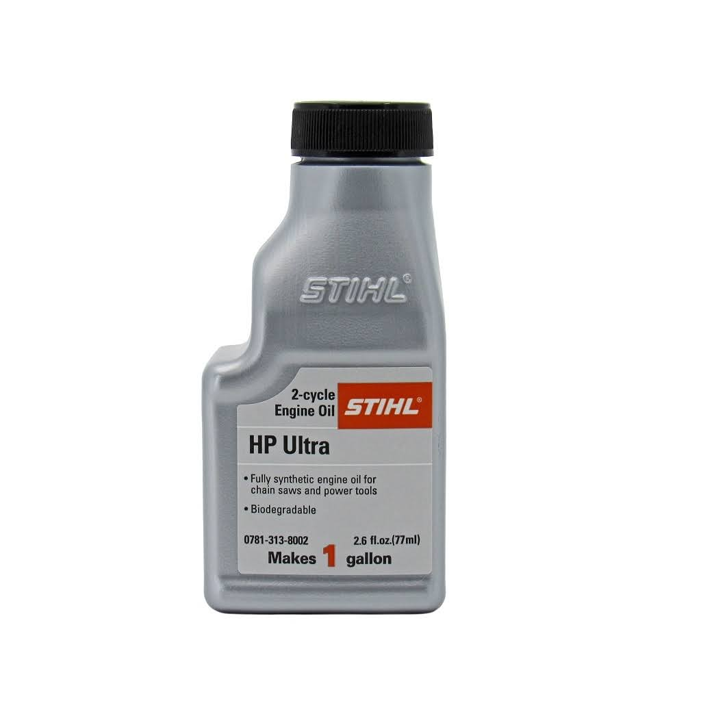 Stihl 0781 313 8002 2.6 Ounce High Performance Ultra 2 Cycle Engine Oil, 1