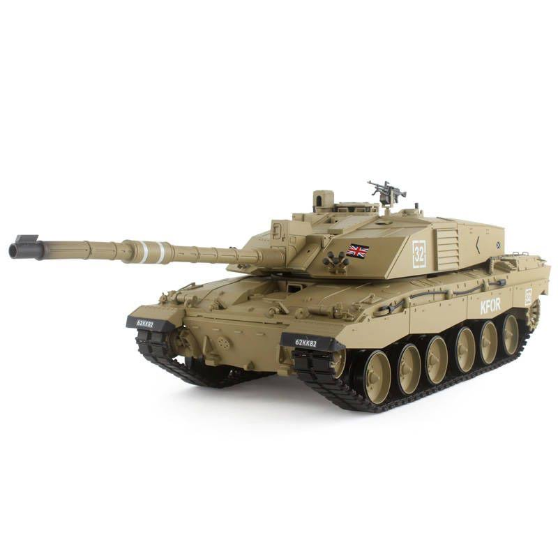 Heng Long 1:16 British Challenger 2 Tank