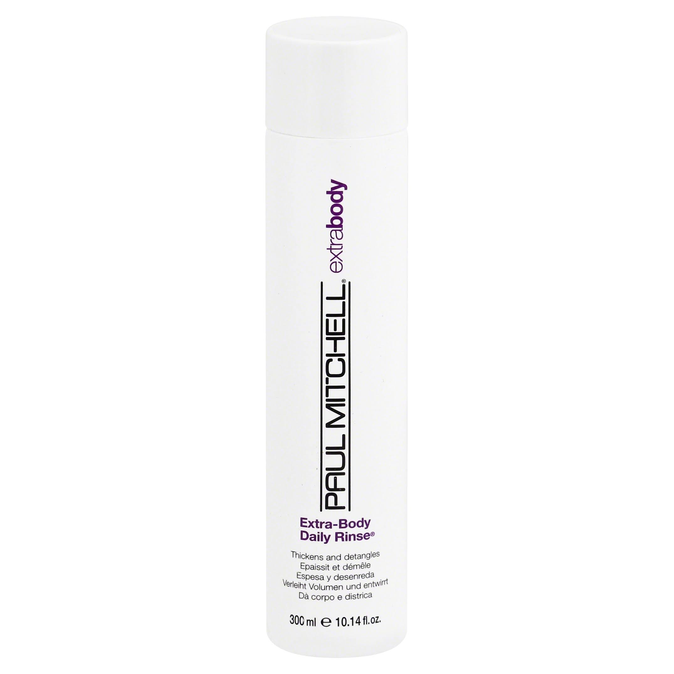 Paul Mitchell Extra-body Daily Rinse - Thickens and Detangles, 10.14oz