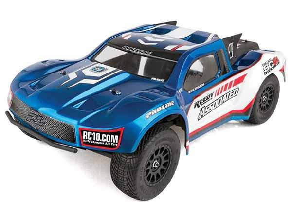 Team Associated 70007 RC10 SC6.1 Off Road Short Course Team Truck Kit - 1:10 Scale
