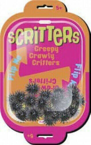 Scritters - Creepy Crawly Critters