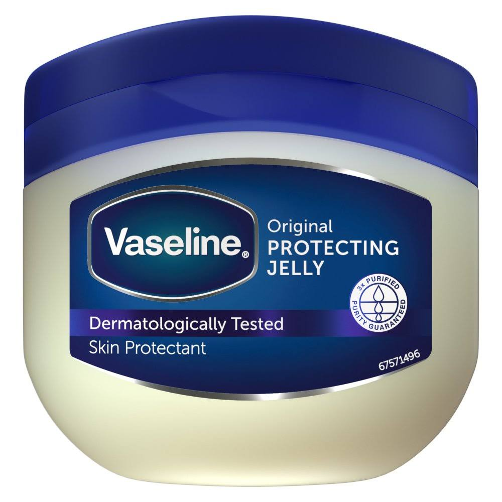 Vaseline Pure Petroleum Jelly - Original, 100ml