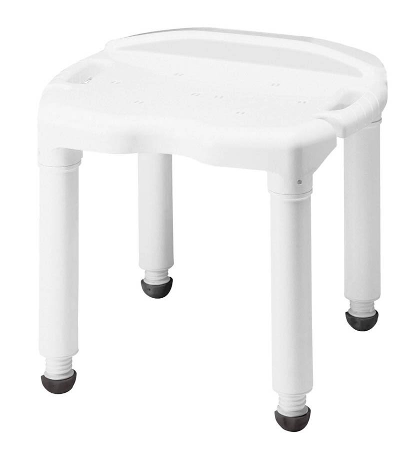 Carex Universal Bath Seat - White