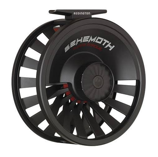 Redington Behemoth Fly Reel - Black, Size 5/6