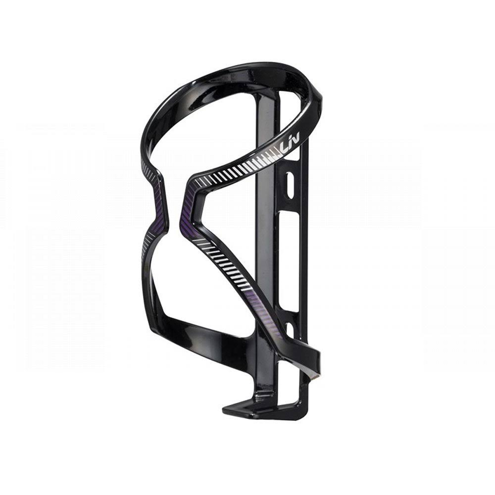Liv Airway Sport Bottle Cage Black/Purple