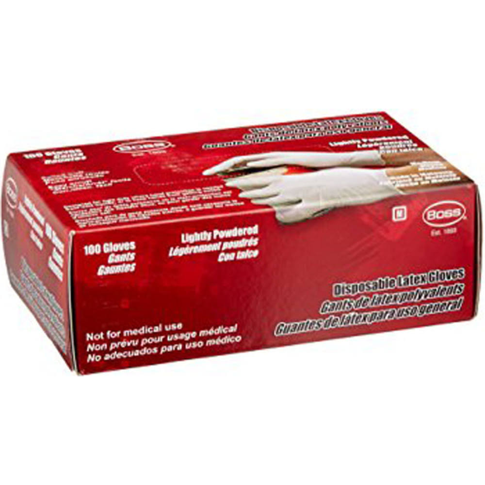 Boss Manufacturing Company Disposable Gloves - Large