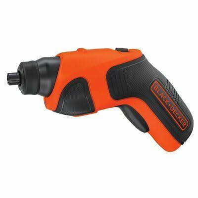 Black & Decker Max Lithium-Ion Cordless Screwdriver - 4V