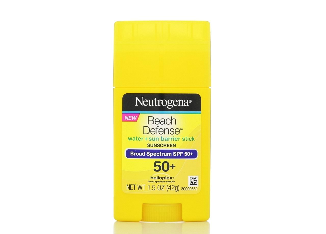 Neutrogena Beach Defense Sunscreen - SPF50, 42g