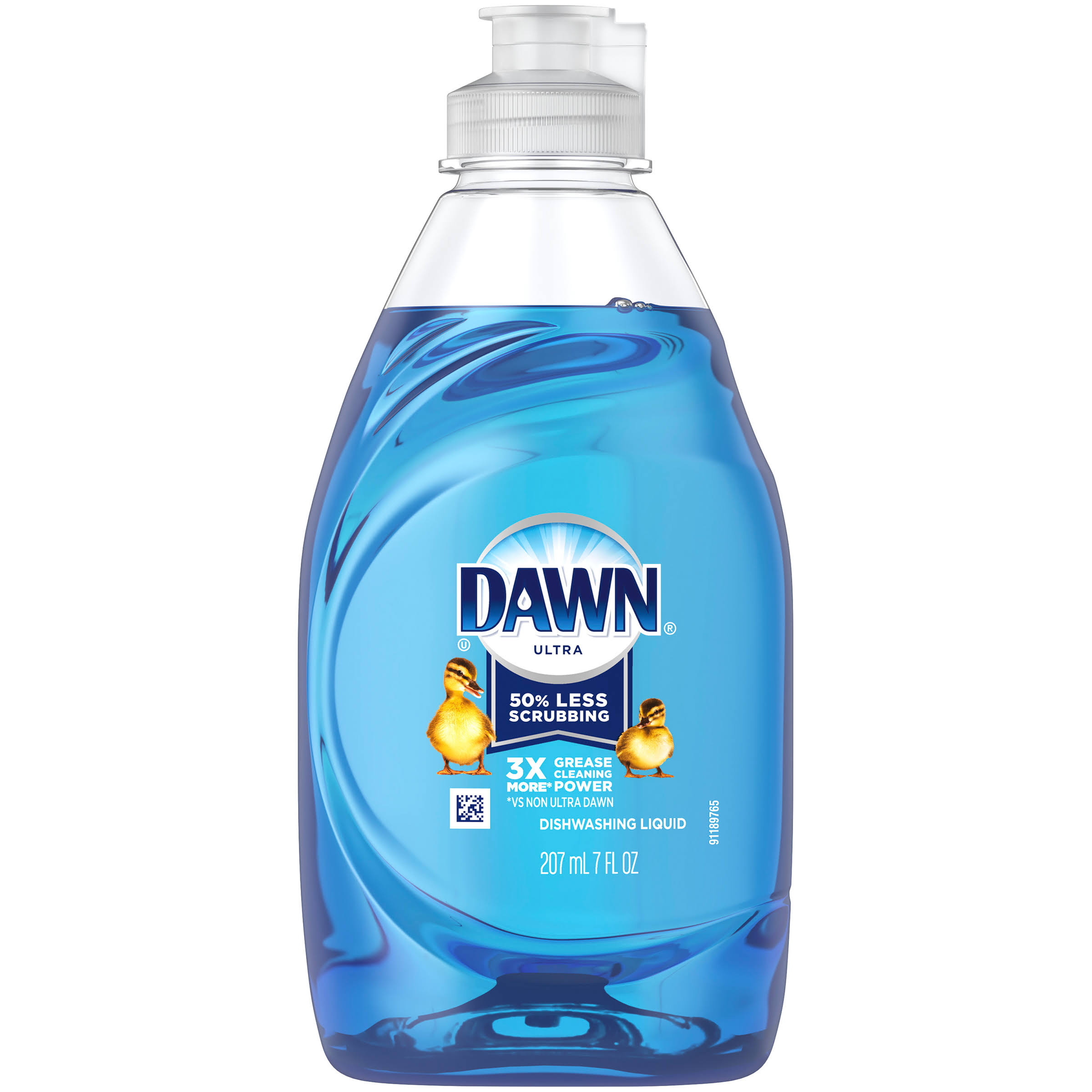 Dawn Ultra Dishwashing Liquid Dish Soap, Original Scent, 7 Fl Oz