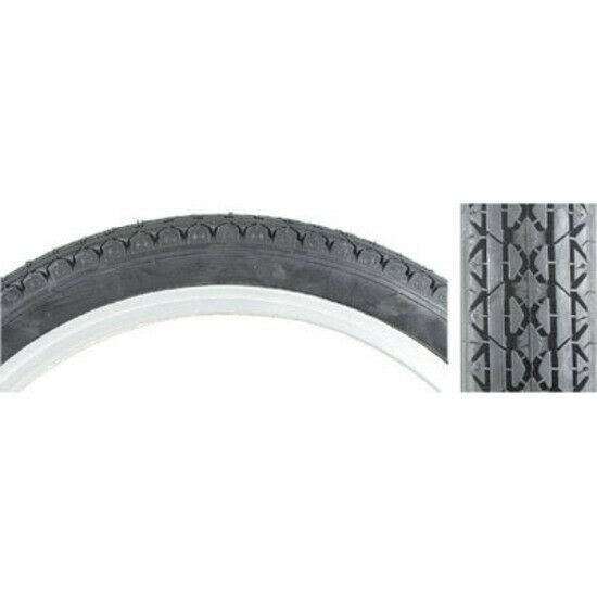 "Sunlite Cruiser Tire - Black, 24"" x 2.125"""