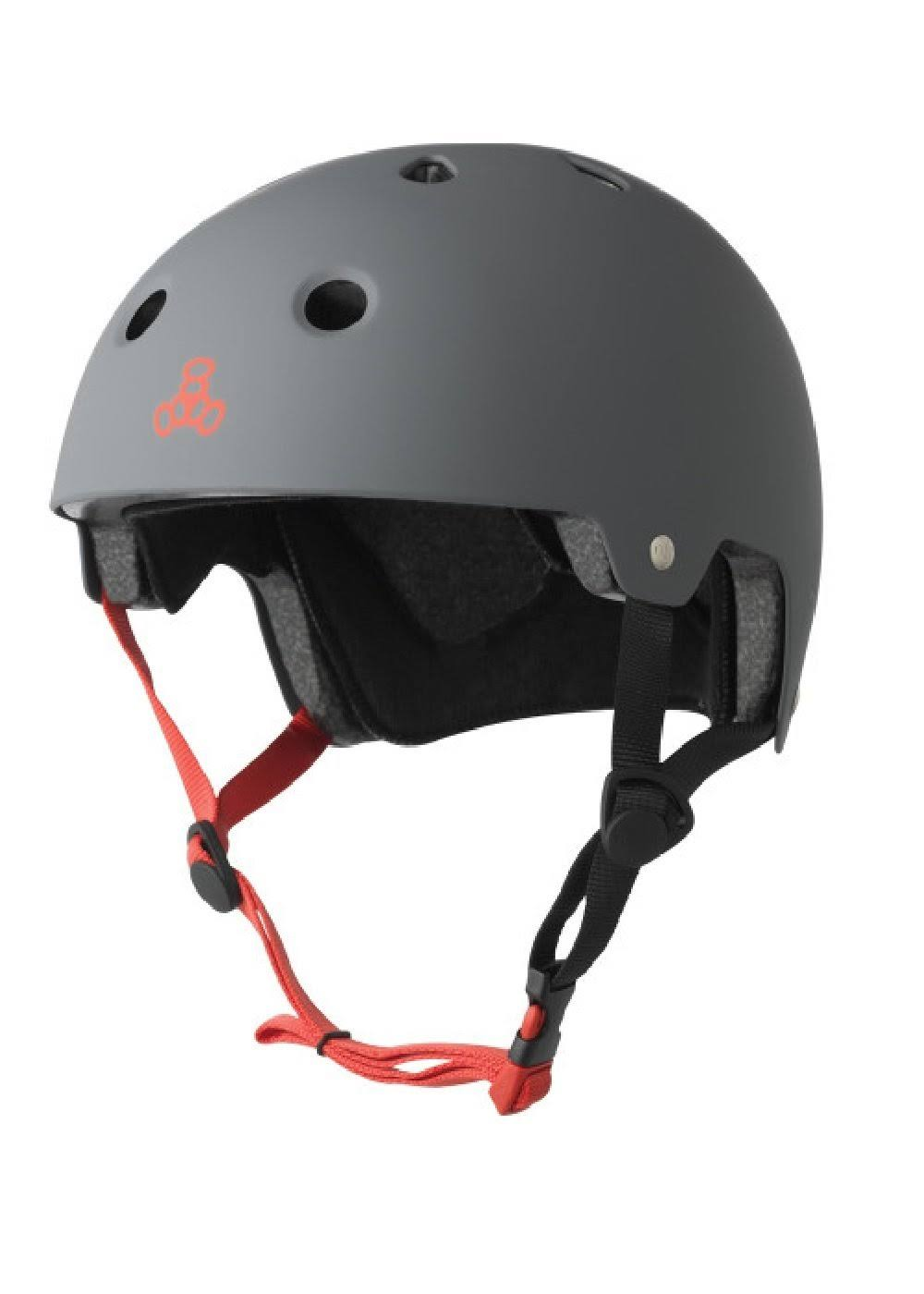 Dual Certified Helmet - Gun Rubber, Small/Medium
