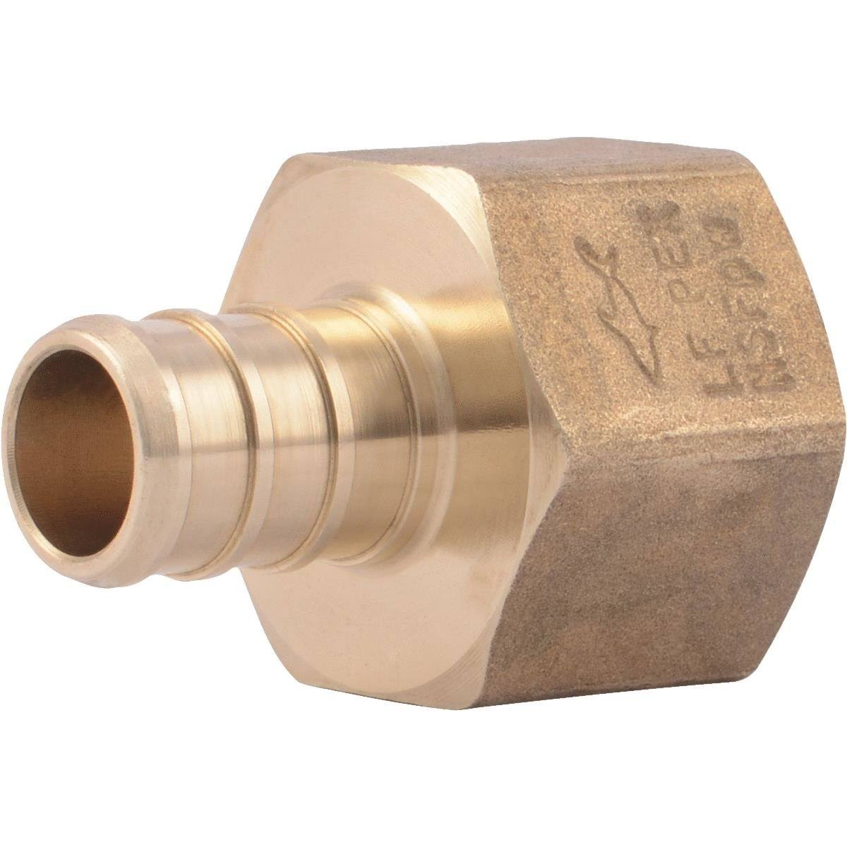 "Sharkbite Pex Female Adapter - 1/2"" x 1/2"""