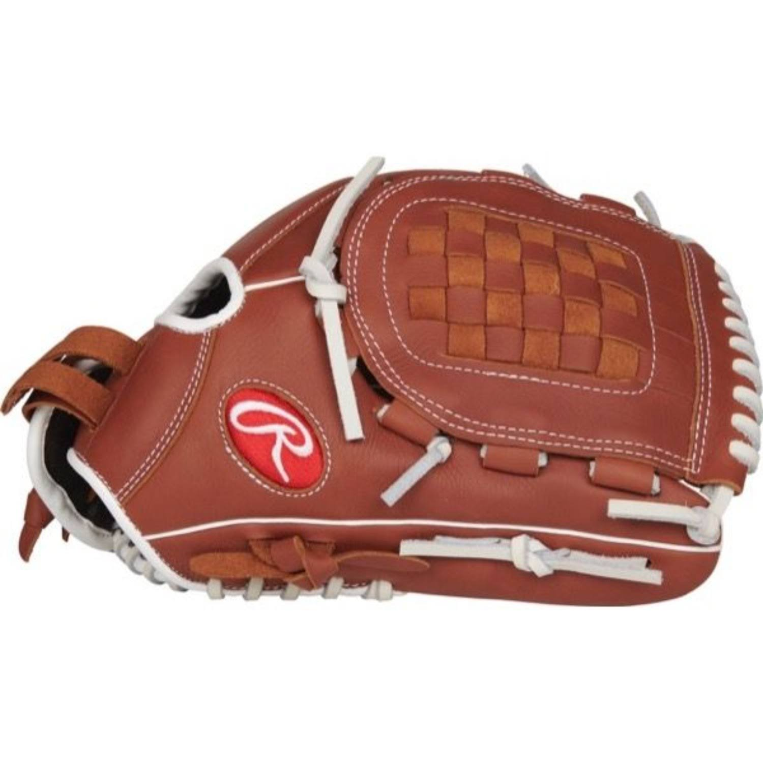 "Rawlings R9 Series 12"" Fastpitch Softball Glove"