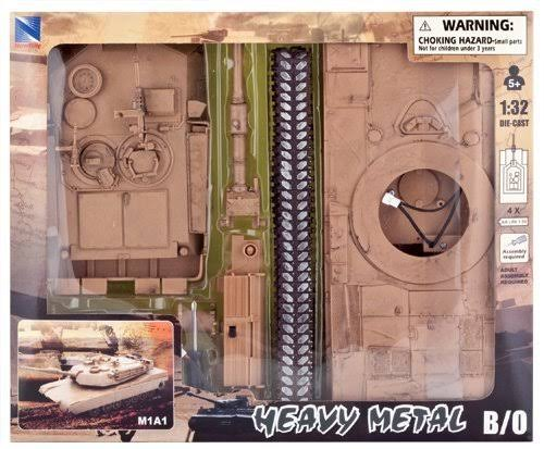 Inair Classic Armour E-z Build M3 Lee Tank Model Kit - 1:32 Scale