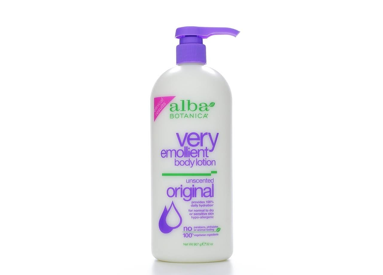 Alba Botanica Body Lotion - Original, 946ml