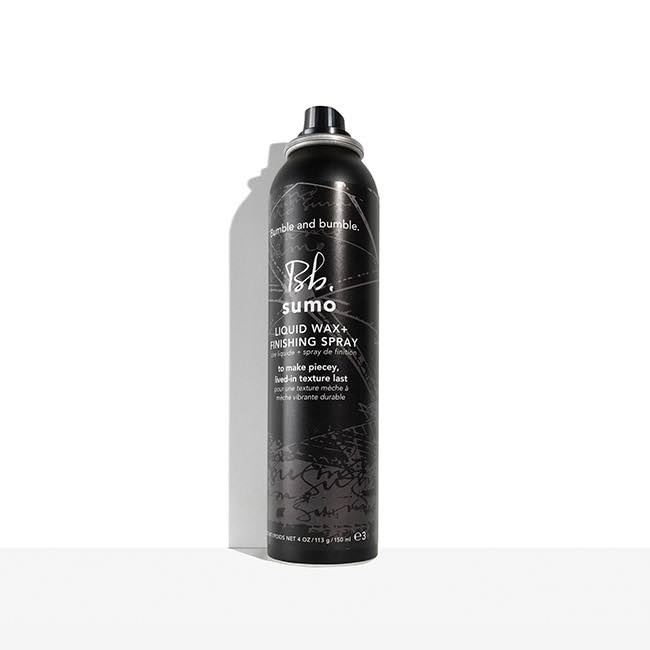 Bumble and Bumble Sumo Liquid Wax+ Finishing Spray - 4 oz.