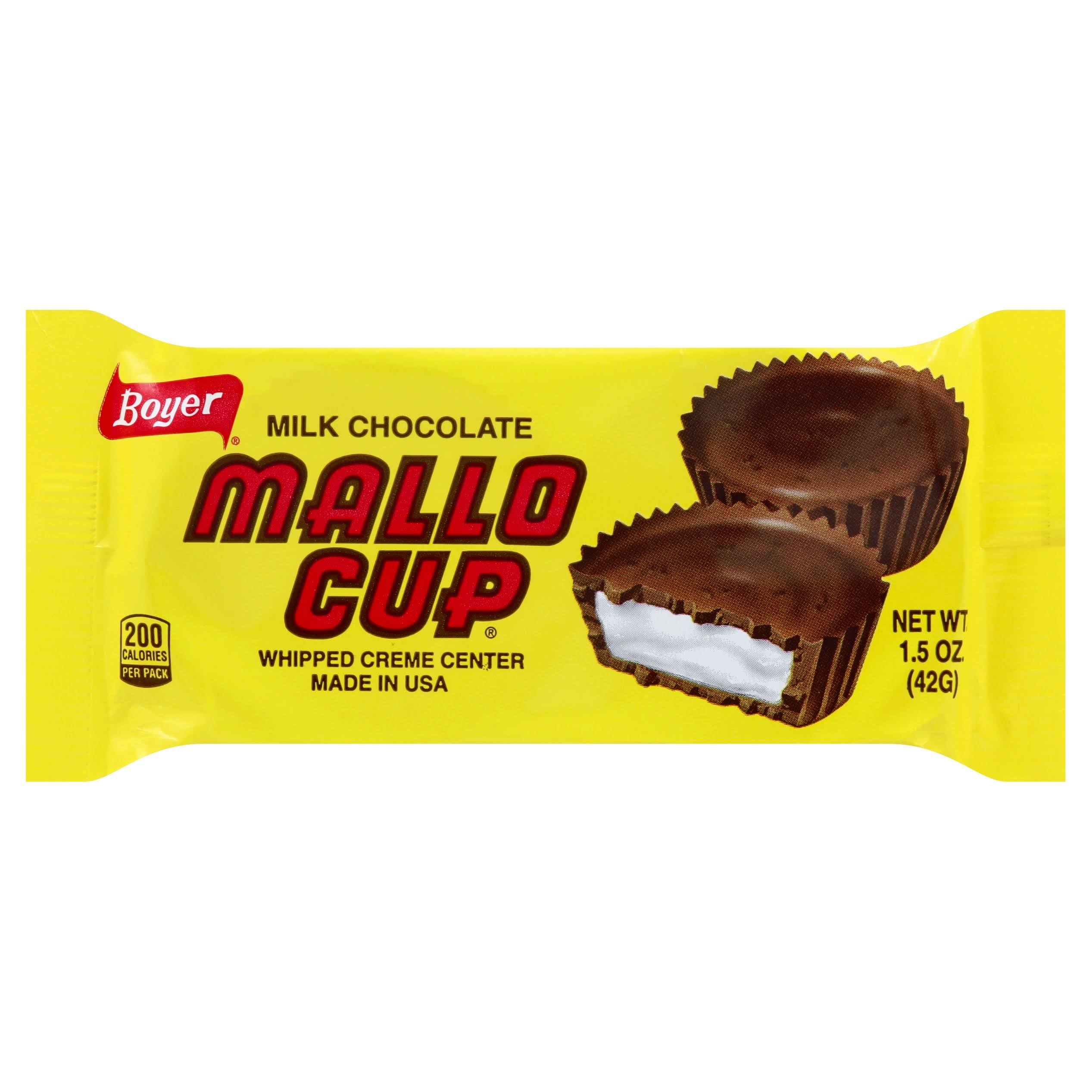 Mallo Cup Milk Chocolate - 1.5 oz